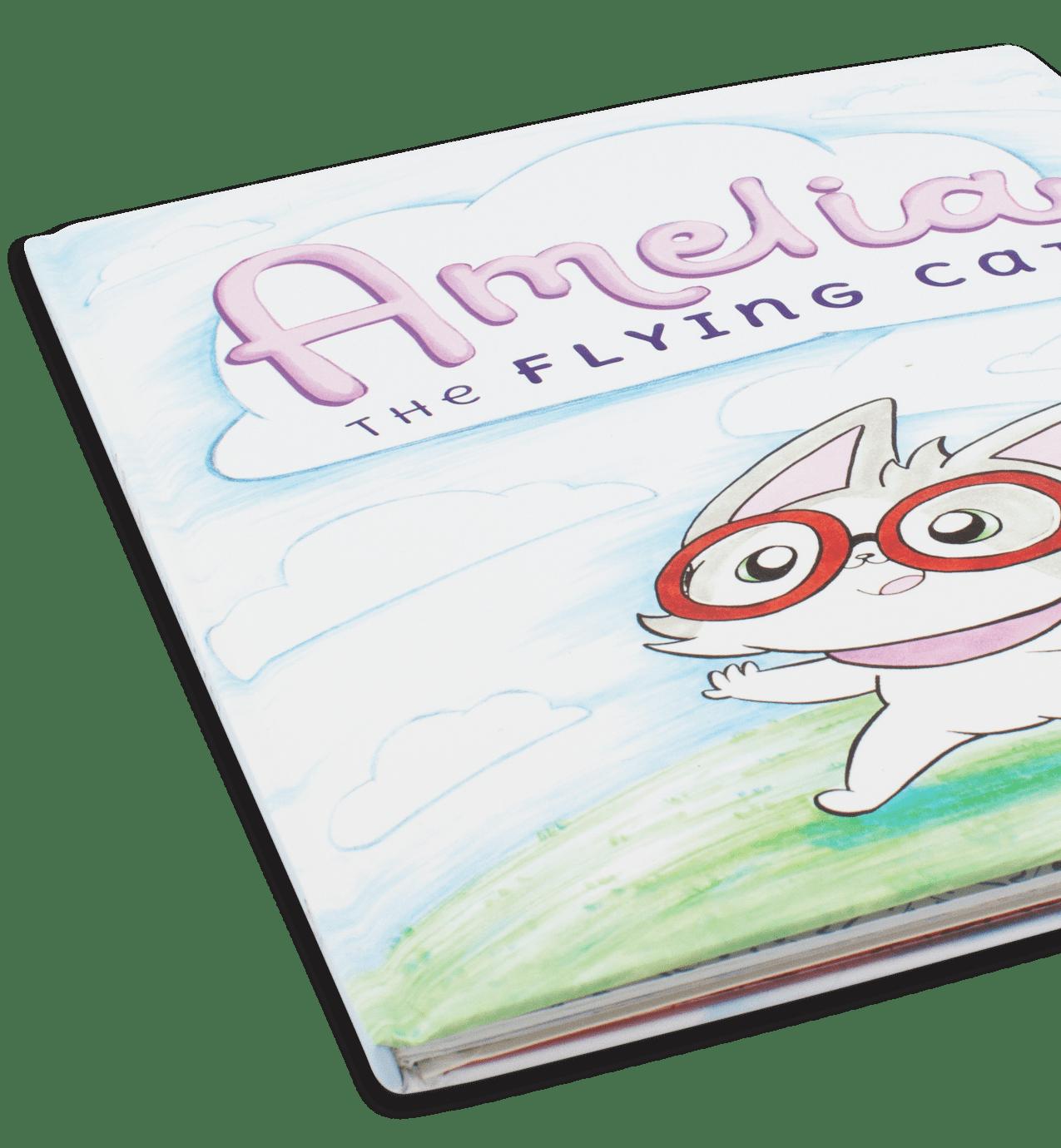 Premium Hardcover Children's Book Printing