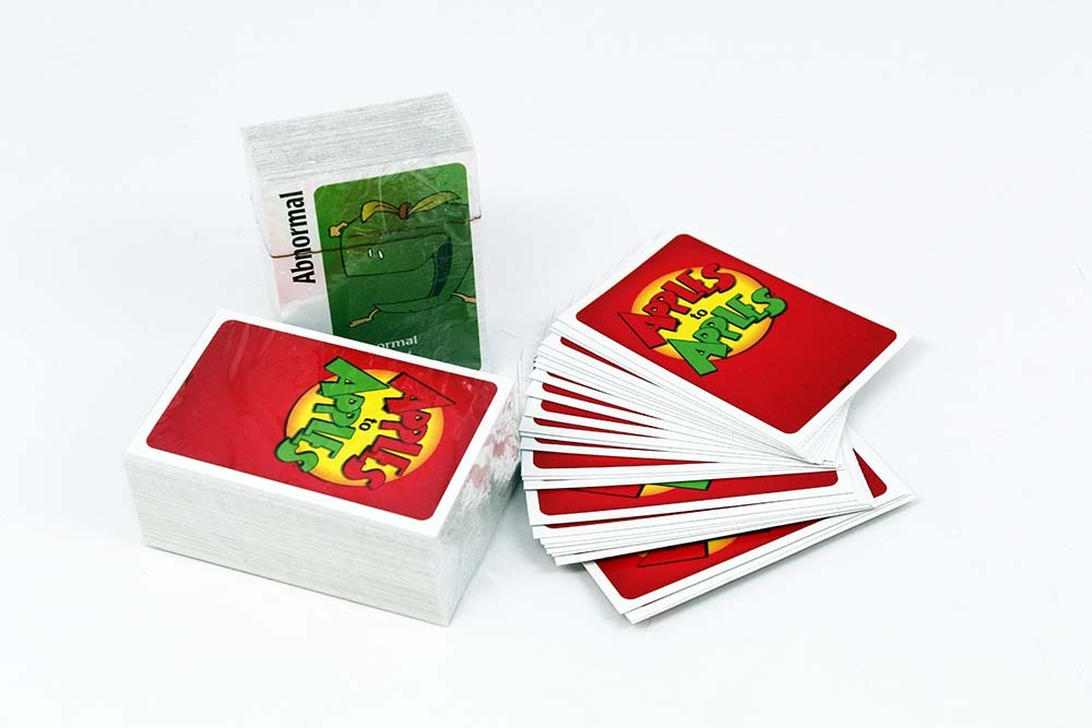 Board Game Industry Standards Playing Cards