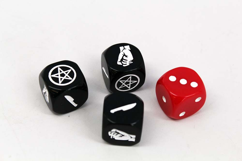 Board Game Industry Dice