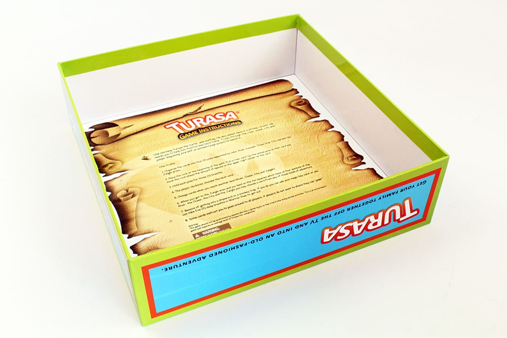 Print Inside your Card or Board Game Box Inner Liner