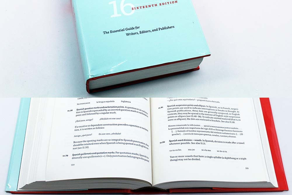 Hardcover Textbook
