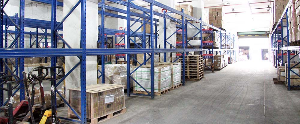 Warehouse and Fulfillment Affiliate Program for Printed Projects