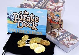 A variety of games we've printed with estimated prices.